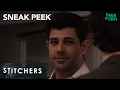 Stitchers | Season 3, Episode 1 Sneak Peek: Maggie Asks For Fisher | Freeform