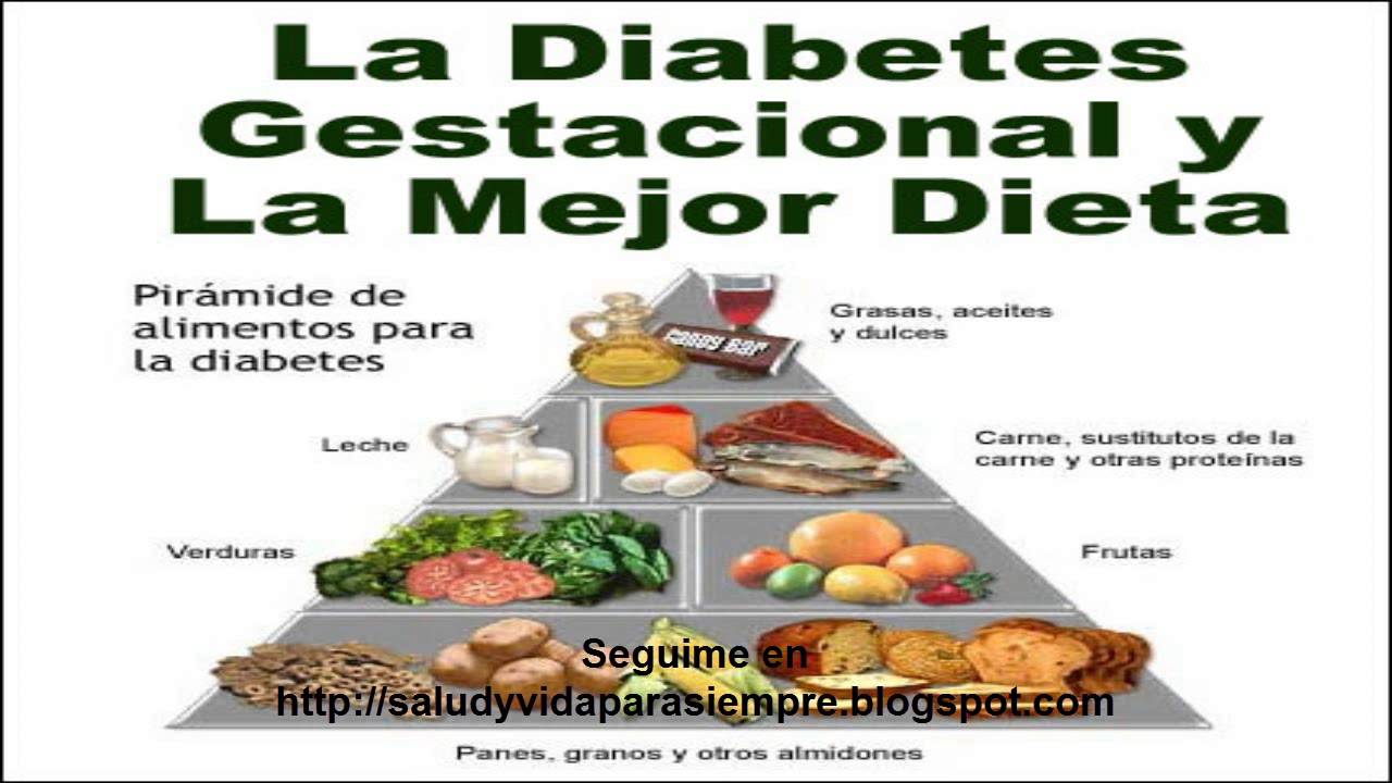 diabetes tipo 1 dieta de embarazo