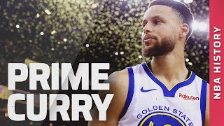 Der beste Shooter aller Zeiten | Prime Time Stephen Curry | NBA Maxx