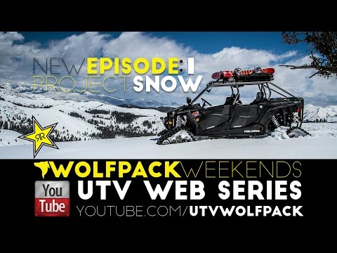 UTVWolfpack Presents WolfpackWeekends