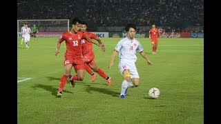 Myanmar 0-0 Vietnam (AFF Suzuki Cup 2018: Group Stage Full Match)