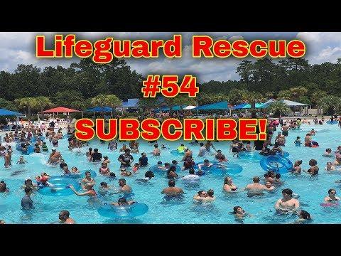 Wavepool Lifeguard Rescue 54