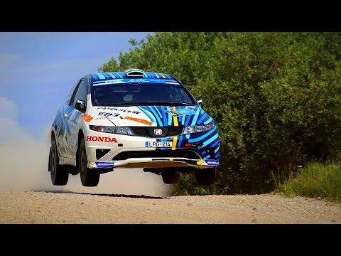 FIA ERC Rally Estonia 2014 / SS12 Rimmi 2 (Bessenyey-Nyirfás)