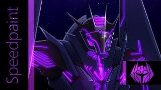 Soundwave - Transformers Speedpaint