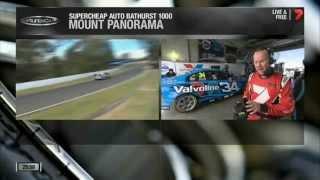 Mark Larkham And His Toys | V8 Supercars Bathurst 2014