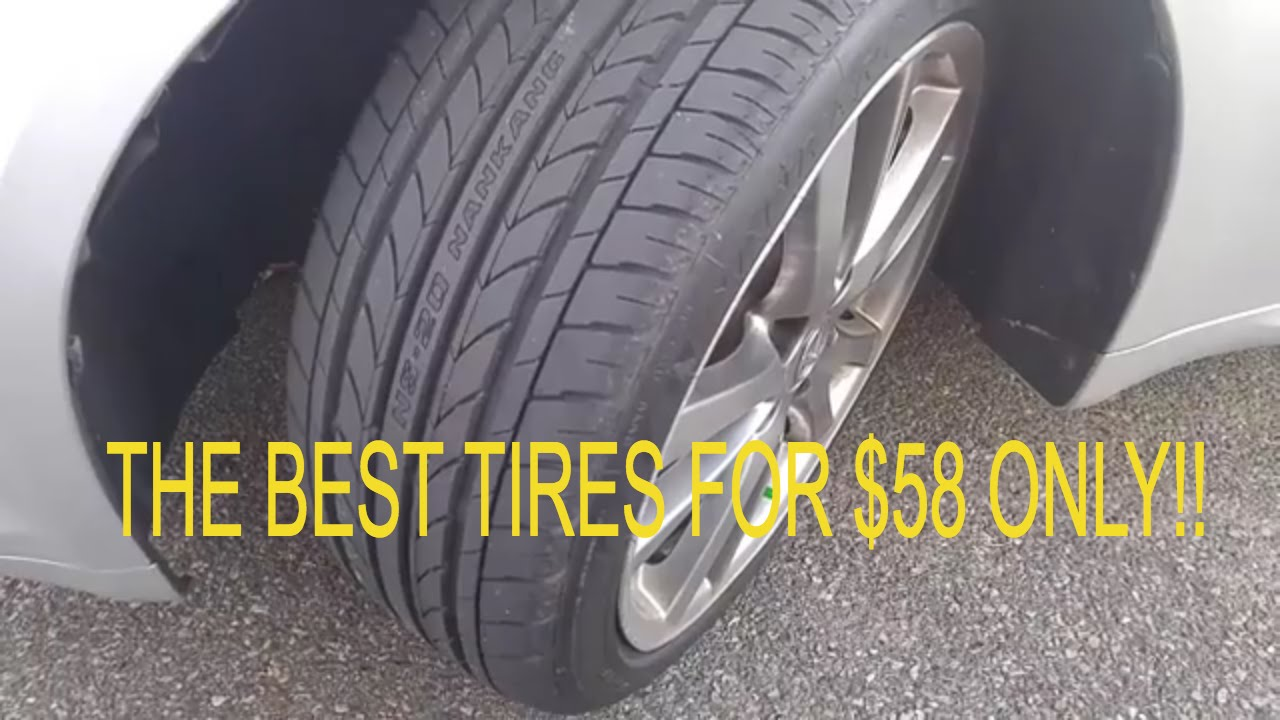 Best Tires For The Money >> The best cheap tires money can buy!!! - YouTube