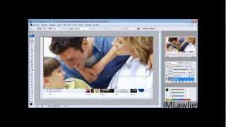 Como hacer una portada original de Facebook  con Photoshop CS3 Portable+ Links