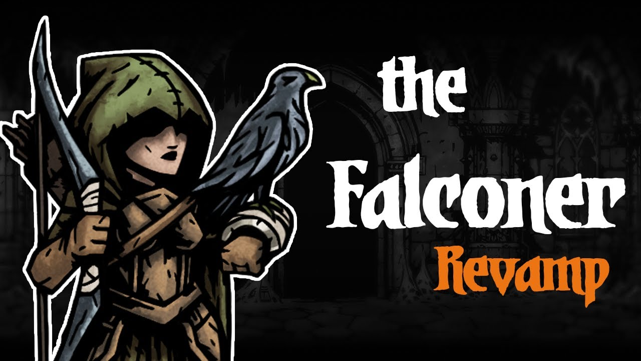 Darkest Dungeon Mods: How to play The Falconer! (Revamp)