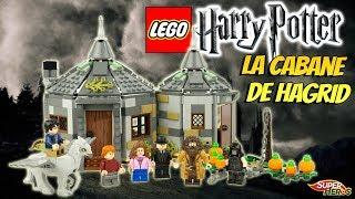 La cabane de Hagrid LEGO Harry Potter 75947 Buck Hippogriffe Histoire de Lego Jouets Toys