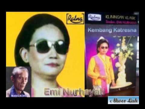 Nyoreang Katukang & Kembang Katresna - Emi Nurhayati (Akoer Lah)