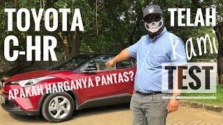 Toyota C-HR ternyata begini rasanya