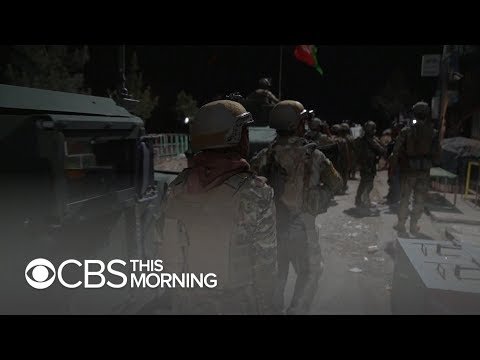 Inside An Afghan Unit Hunting ISIS Fighters