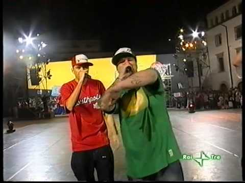 CLUB DOGO - Note Killer (live) 2004 - Hip Hop Generation