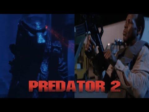 Predator 2 - Harrigan Vs The Predator (1/3) [HD]