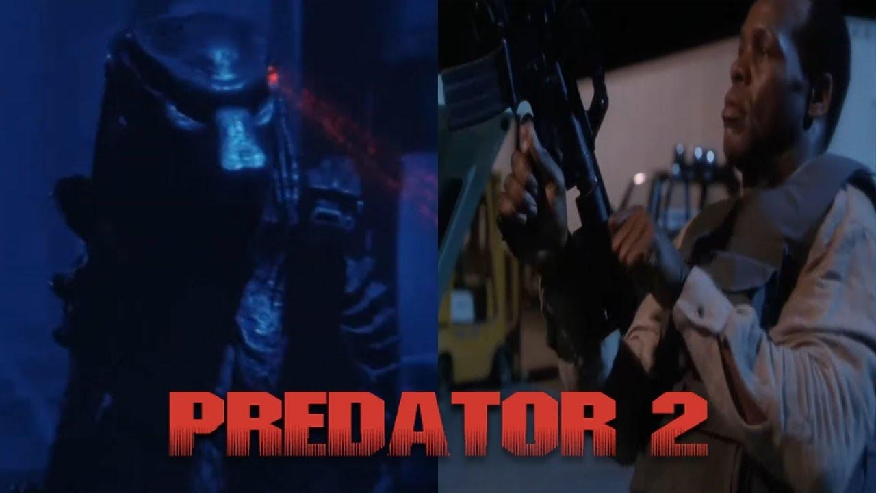 Download Predator 2 - Harrigan vs The Predator (1/3) [HD]