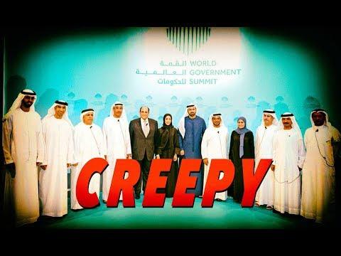 "Full Show—Creepy ""World Govt Summit""—AI, Trans-Specie, Transhuman, Transgender"