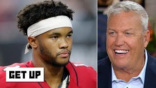The Cardinals' boring offense is 'gonna get whipped Week 1' - Rex Ryan | Get Up
