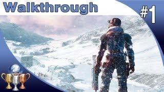 Lost Planet 3 - Walkthrough [Part 1] Gameplay Playthrough (PS3 Xbox PC)