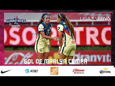Chivas 0 - [1] Club America - Marlyn Campa 59' (0-2 on aggregate) [Liga MX Femenil Apertura 2020 Quarter-Finals]