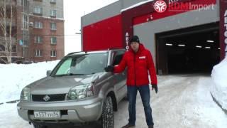 Характеристики и стоимость Nissan X-Trail 2003 год (цены на машины в Новосибирске)(, 2015-01-16T04:19:18.000Z)