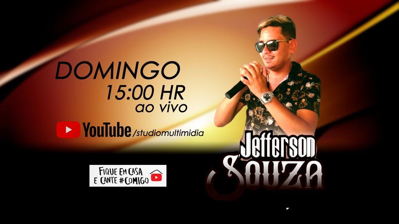 Live JEFFERSON SOUZA #FiqueEmCasa Cante #Comigo
