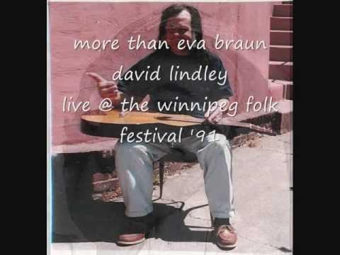 David Lindley - More Than Ava Braun - 1991...