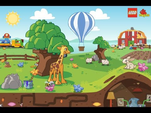 Lego Duplo Playground Free Online Games For Kids + Link To Play!