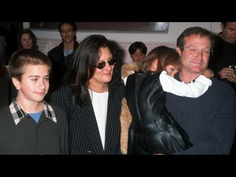 Robin Williams, the Family Man