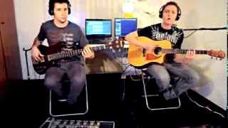 Vico Niko Lose Yourself Come Together Acoustic Cover