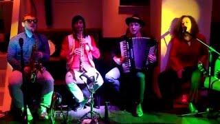 Bubamara Brass Kvartet - Live promo