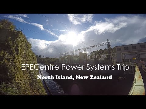 EPECentre Power Systems Trip - North Island (1080HD)
