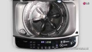 lg washing machine turboshot