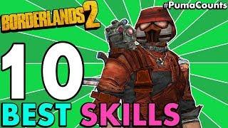 Top 10 Best Character Skills in Borderlands 2 Redux PumaCounts