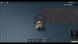 Roblox sandbox 2 how to make Terrain