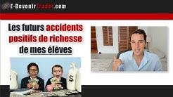 Les futurs accidents positifs de richesse de mes élèves (LSL - Le Speculateur Libre)
