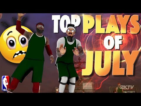 TOP PLAYS OF JULY / Are We Really 2 Games BEHIND? - NBA 2K17 Highlights