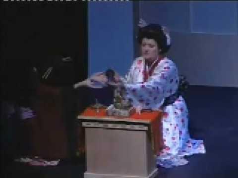 Madama Butterfly Final Scene ( Tu Tu Tu Tu )