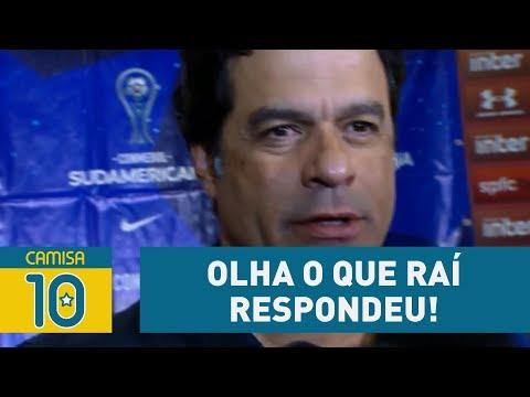 CUEVA Está Fora Do SÃO PAULO? OLHA O Que RAÍ Respondeu!