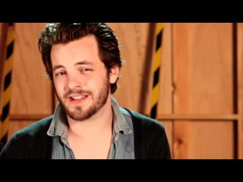 Gethin Anthony is Straight But Not Narrow