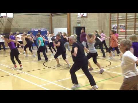 Our First 'official' Fitsteps Class At Beaumont School