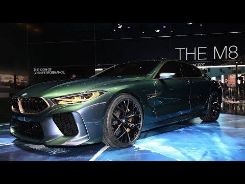 10 New Cars Debut at the Geneva Motor Show 2018