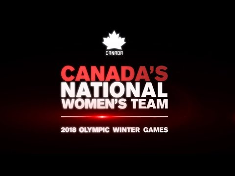 Meet Canada's Women's Olympic Team