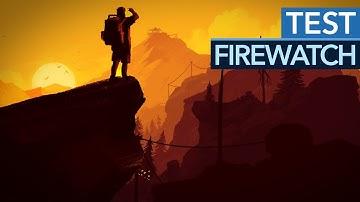Firewatch - Testvideo zum atmosphärischen Mystery-Trip (Test / Review)