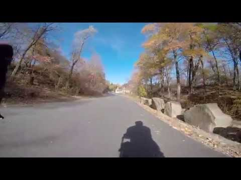 saturday ride from liberty state park to ranger hill station
