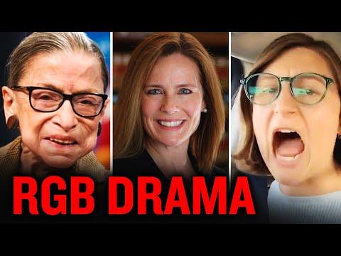 Ruth Bader Ginsburg Supreme Court Replacement Hypocrisy   Larry Elder