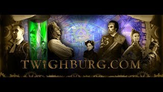 TWIGHBURG series trailer ENG sub | dark scifi | steampunk