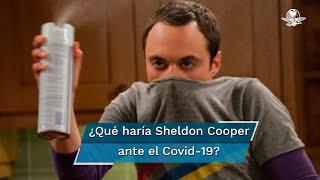 """La estrella de """"The Big Bang Theory"""" reveló que tras contagiarse de Covid-19, perdió el sentido del gusto y el olfato"""