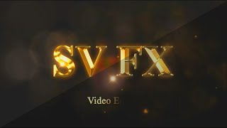 FREE SONY VEGAS PRO INTRO | GOLDEN LOGO REVEAL | SV FX