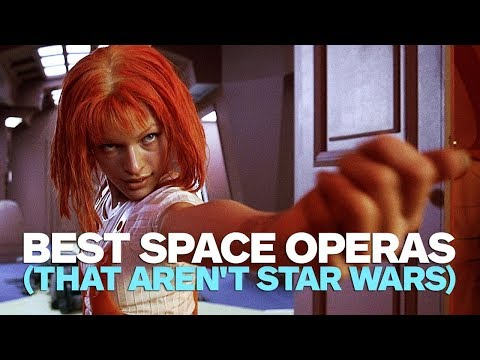 The Best Space Operas (That Aren