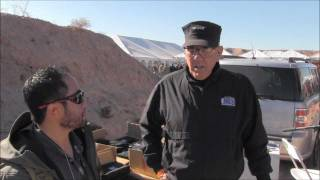 Team A.W.S. - Shot Show 2012: Media Day at the Range Interview with R. Lee Ermey